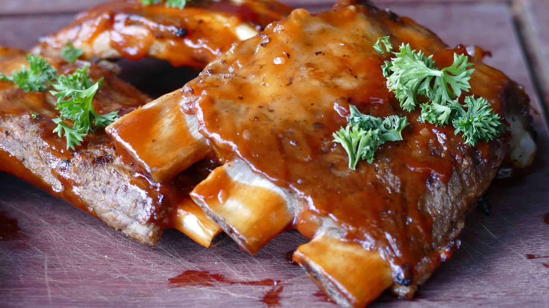 crockpit bbq pork ribs