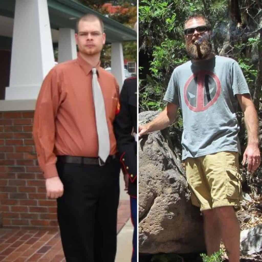 Blake Lost 50 Pounds!