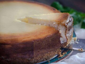 The History of Cheesecake - New York Style Cheesecake