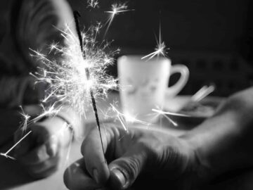 New Year's Eve Party Planning Tips - Sparkler