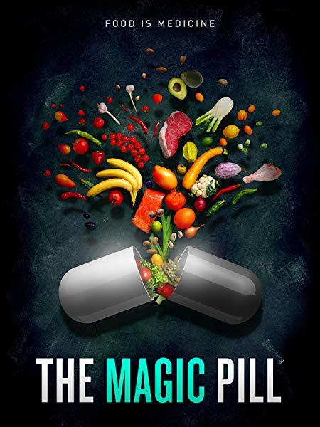 keto documentaries - the magic pill movie poster