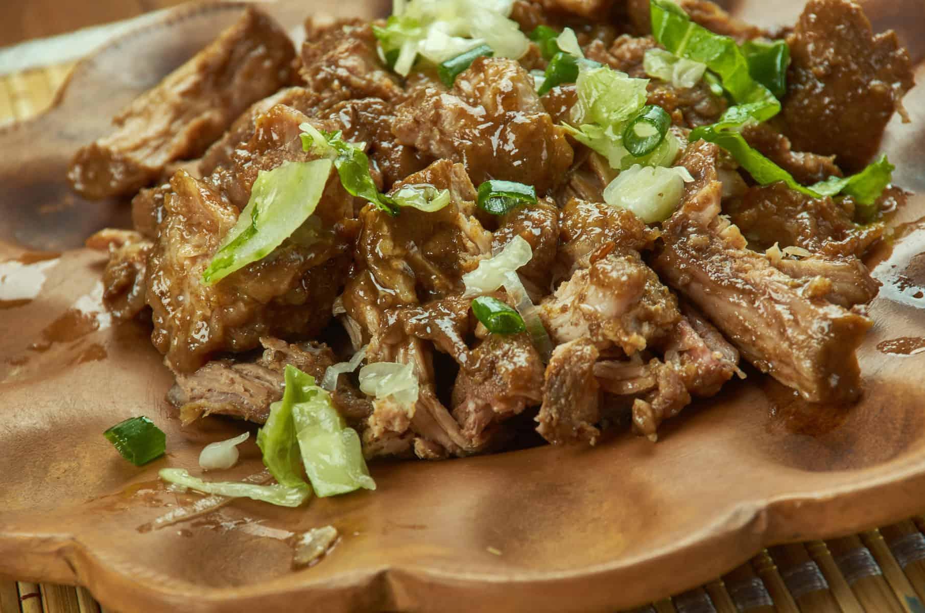Carnitas - Mexican Slow Cooker Pulled Pork, Pork Carnitas