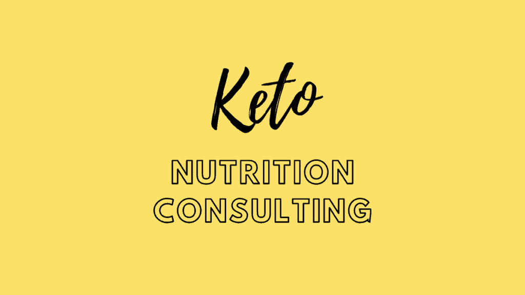 Ketogenic Nutrition Consulting with Heather Cooan