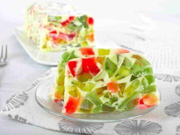 Sea Glass Jello