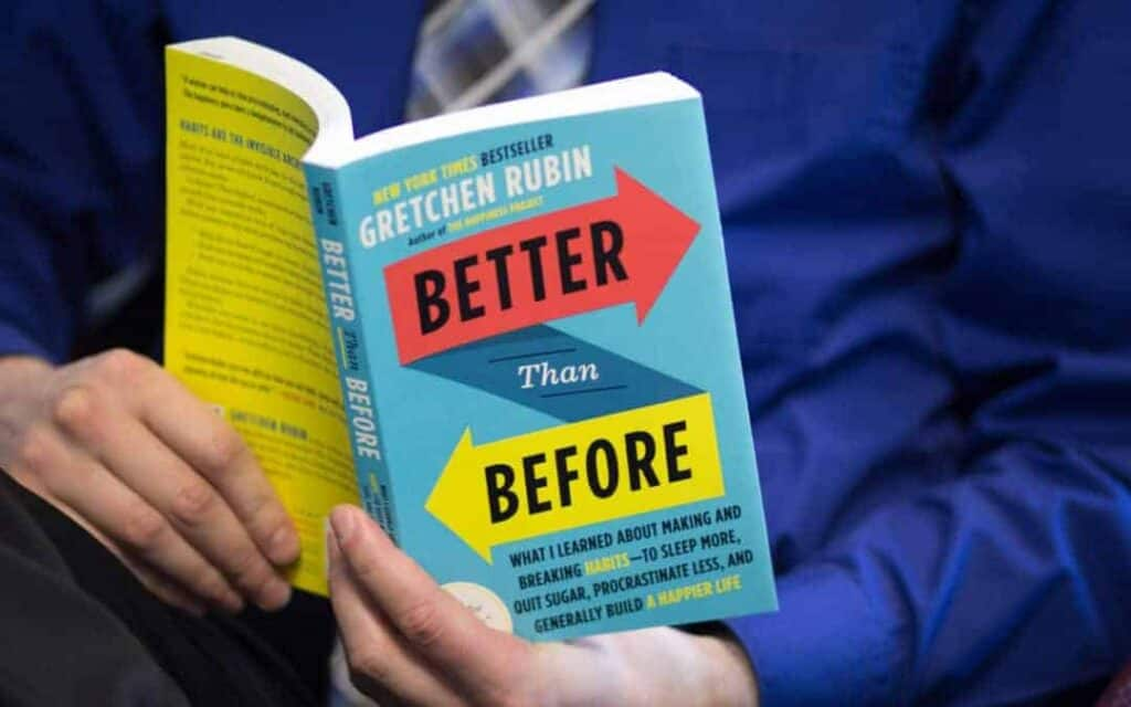 Better Than Before [Book Review]
