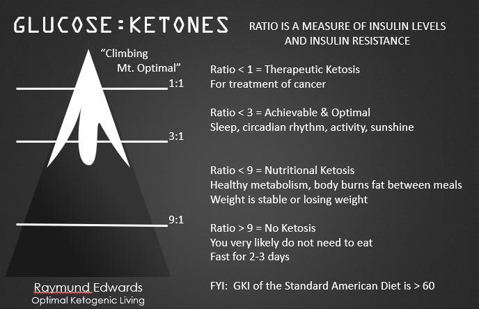 Glucose Ketone Index (GKI) Explained Infographic